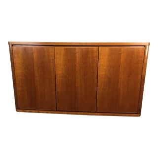 Skovby Kirsebaer 1960's Cherry Wood Dry Bar