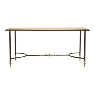 Circa 1960s French Mid-Century Modern Coffee Table