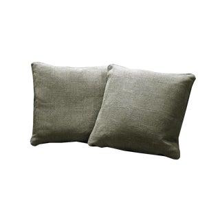 Sarreid Ltd. Granata Zinc Pillows - A Pair