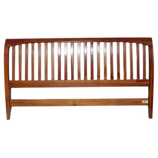 Ethan Allen Cherry King Size Headboard