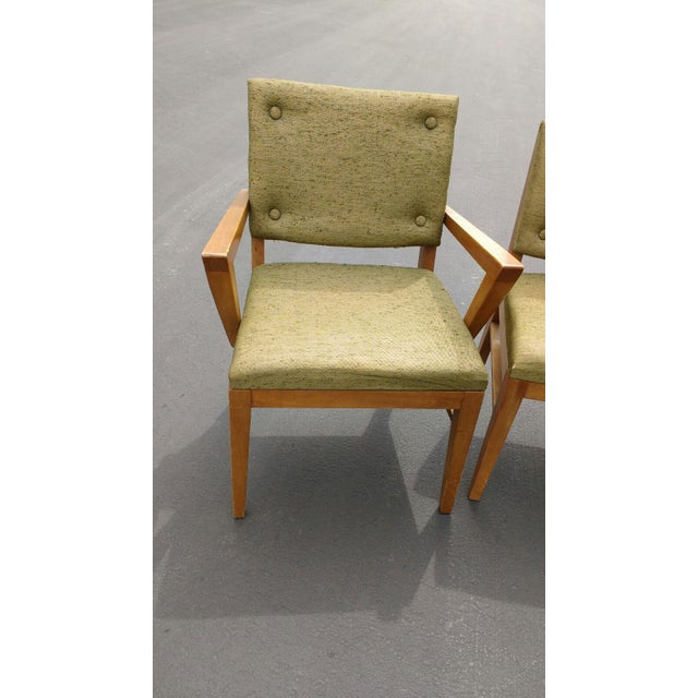 Mid-Century Dining Chairs - Set of 6 - Image 4 of 6