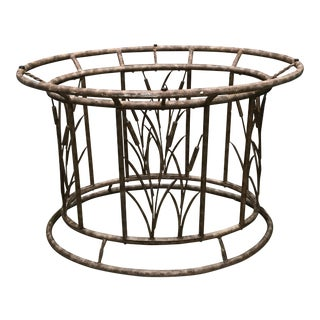Garden Table Base
