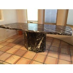 Image of Italian Marble Dining Table