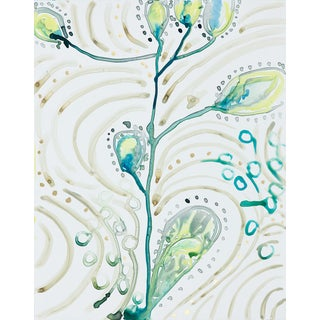 Alex K. Mason Spring Pods B Abstract Print