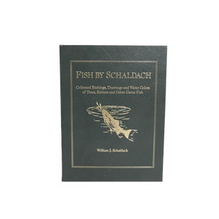 'Fish by Schaldach: Etchings, Drawings and Water Colors' Book
