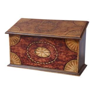 Antique English Stationary Box