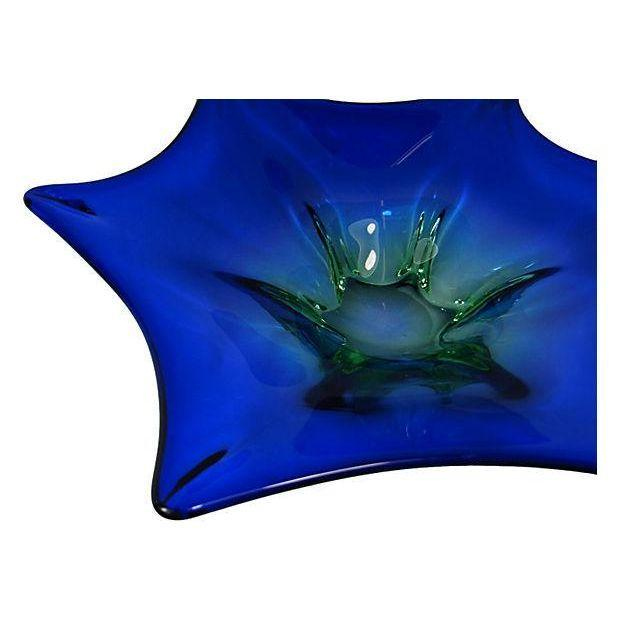 Blue Green Bowl 67