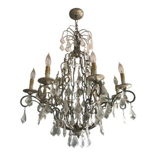 Eight Light Olympia Chandelier