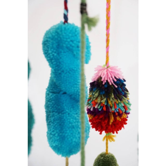 Pom Pom Sculptures - Image 8 of 9