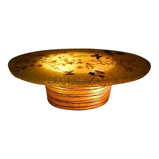 French Crackeled Resin Coffee Table by Accolay