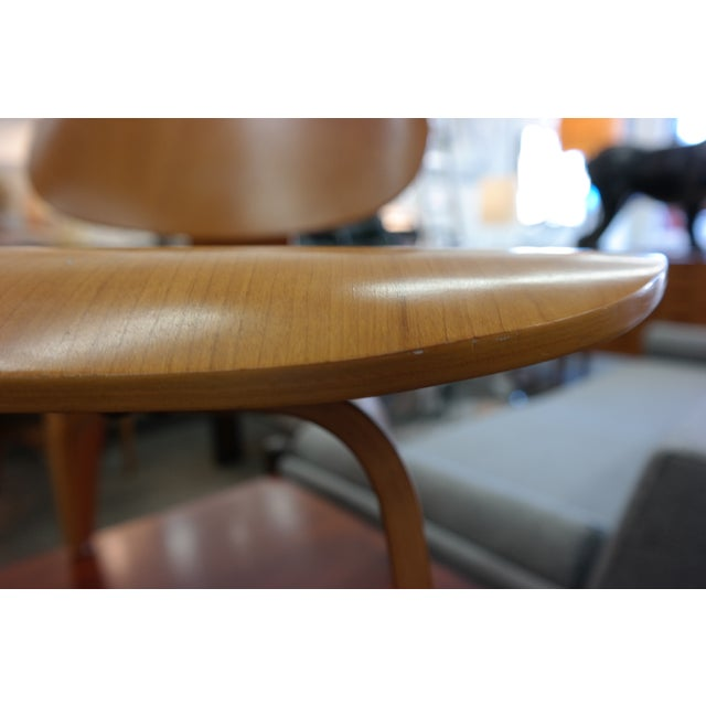 Eames LCW Plywood Lounge Chair - Image 9 of 10