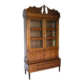 Honduran Display Cabinet