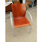 Image of Harter Kion Midcentury Danish Molded Plywood Chair