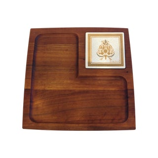 1960s Georges Briard Cheese Board