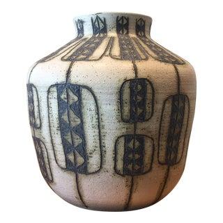 Large Ceramic Vessel by J. David Broudo