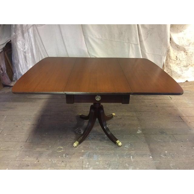 Antique Restored Drop Leaf Table - Image 2 of 10
