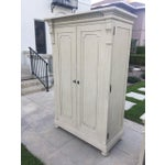 Image of RH Baby & Child Antiqued Sage Jameson Armoire