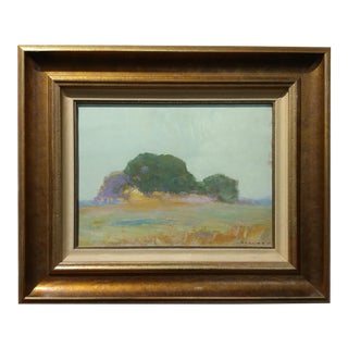 1920s California Landscape Oil Painting