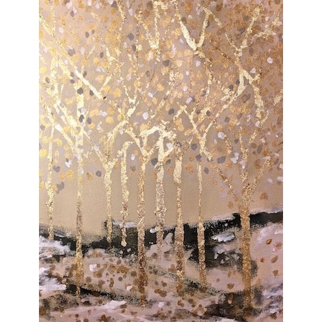 """Image of """"The Winter Forest"""" Painting by Bryan Boomershine"""
