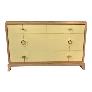Parzinger Style Chest of Drawers