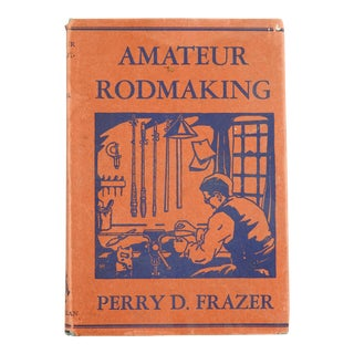 Amateur Rodmaking Book