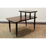 Image of Danish Modern Atomic Free Space End Table