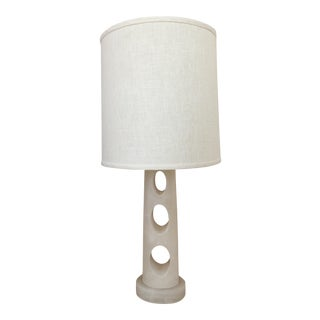 Modern Alabaster Table Lamp