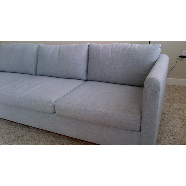 Image of Milo Baughman Mid Century Sofa