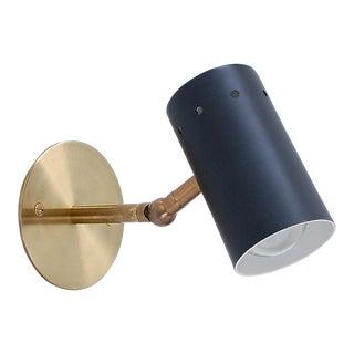 LU Cylinder Sconces