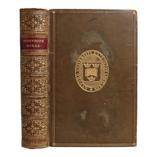 "1892 ""The Works of Lord Tennyson"""