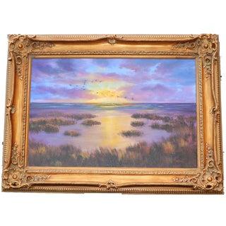 Violet Parkhurst, Original Oil Painting