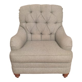 Ethan Allen Mercer Tufted Chair