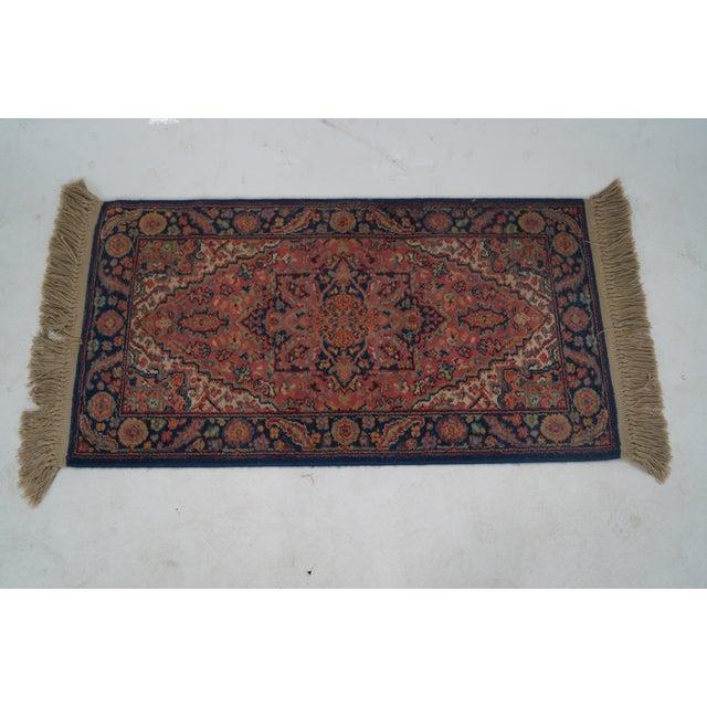 Vintage Karastan Heriz Area Rug - Image 2 of 9