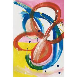 "Jessalin Beutler ""No. 127"" Original Painting"