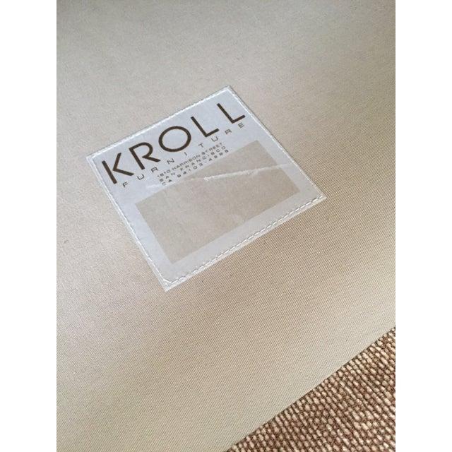 Kroll Furniture Custom Sofa Sectional - Image 5 of 10