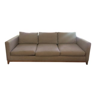 Crate and Barrel Taraval Sofa / Couch