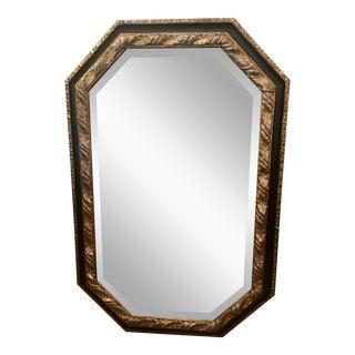 Ebanista Designer Tall Octagonal Mirror