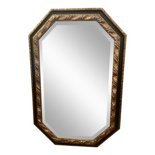 Ebanista Designer Tall or Horizontal Octagonal Mirror