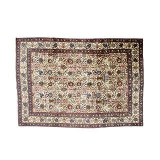"Leon Banilivi Persian Tabriz Carpet - 7'10"" X 11'3"""