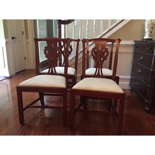 Henkel Harris Side Chairs - Set of 4 - Image 2 of 10