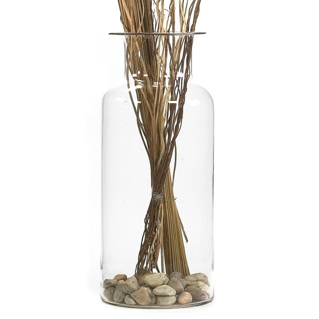 Sarreid LT.d Modern Pieter Bottle Vase - Image 2 of 2