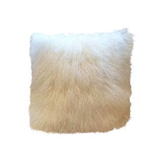 Mongolian Natural White Pillow