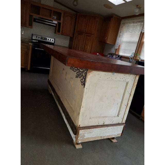 Used Kitchen Island For Sale: Kitchen Island Butcher Block Top