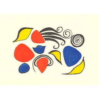 Sea Objects Poster by Alexander Calder