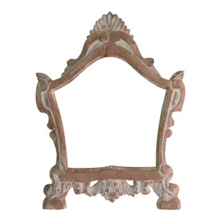 Italian Carved Rococo Frame