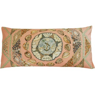 Hermès Rocaille Nautical Seashell Pillow