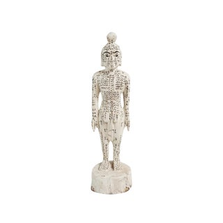 Chinese Acupuncture X-Small Male Statue