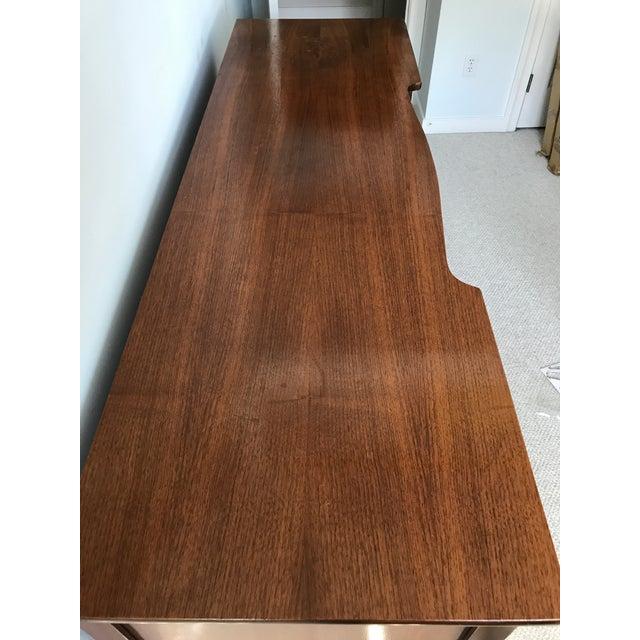 Vintage Detailed Wood Sideboard - Image 10 of 10