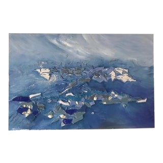 """Great Gatsby""- Local Westport Artist Re-Creates Aerial of Long Island Coast!"