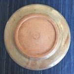 Image of Large Signed Studio Pottery Platter